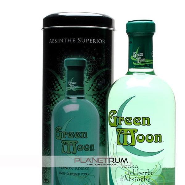 Green Moon Absinthe & Vodka, Vodka, Green Moon - Planetrum