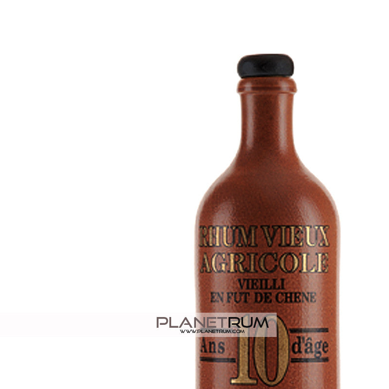 Isautier 10 Years Stoneware, Aged Rum, Isautier - Planetrum