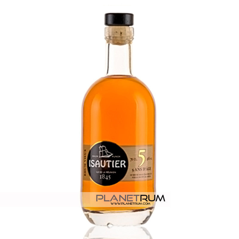Isautier 5 Years, Aged Rum, Isautier - Planetrum