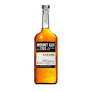 Mount Gay Black Barrel, Aged Rum, Mount Gay - Planetrum
