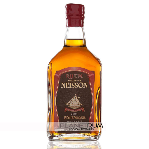 Neisson Fût Unique 2004 Single Cask, Aged Rum, Neisson - Planetrum