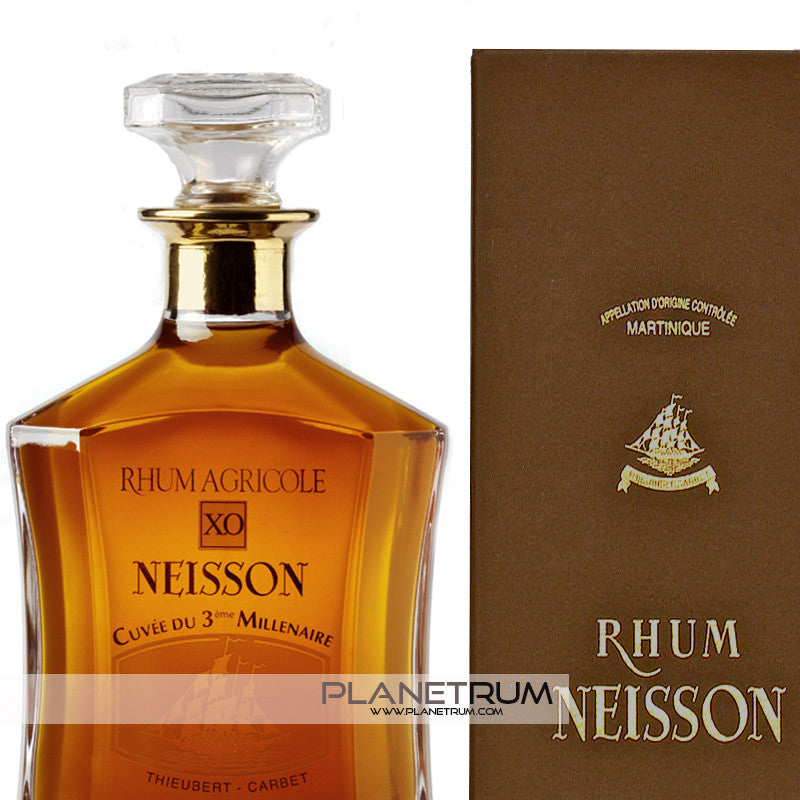 Neisson X.O. Vintage of the 3rd Millennium Decanter, Aged Rum, Neisson - Planetrum