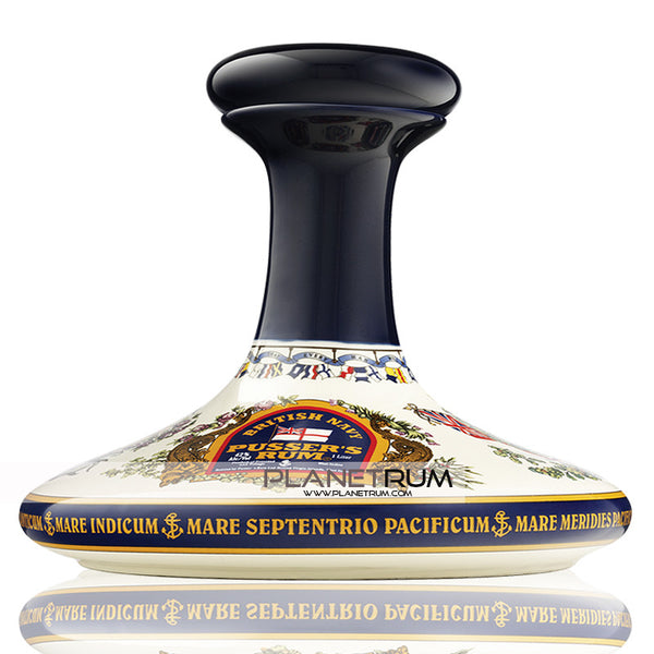 Pusser's Admiral Lord Nelson Ship's Decanter Rum, Aged Rum, Pusser's - Planetrum