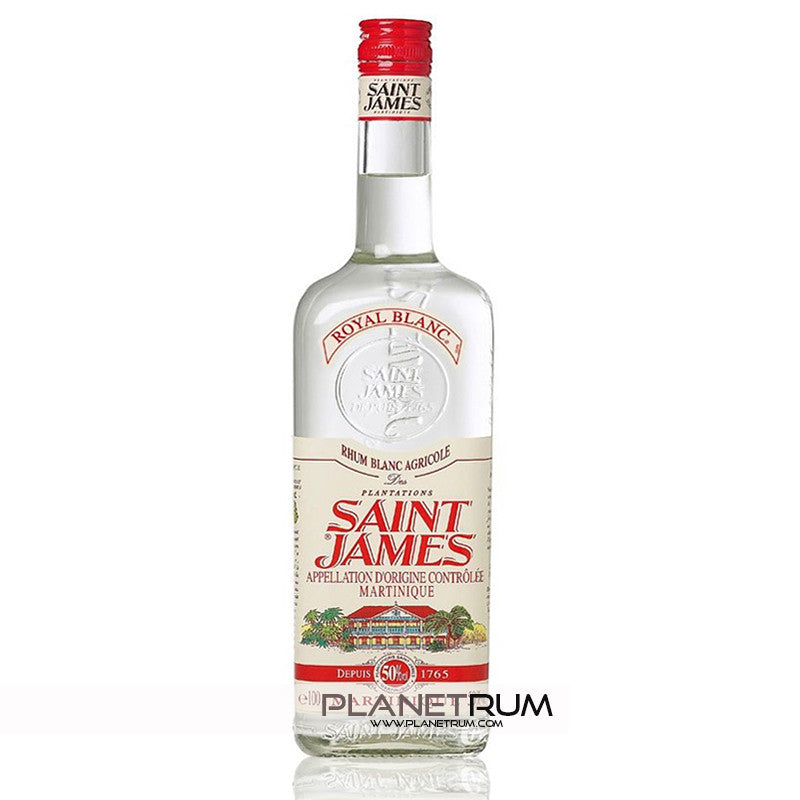 Saint James Rhum Royal Blanc 50°, Aged Rum, Saint James - Planetrum