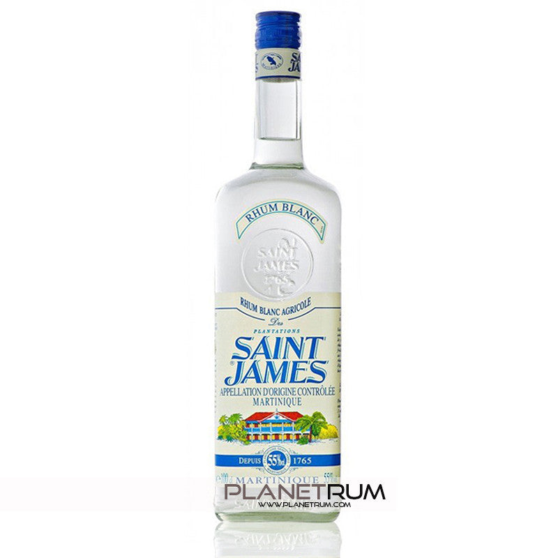 Saint James Blanc 55°, Aged Rum, Saint James - Planetrum
