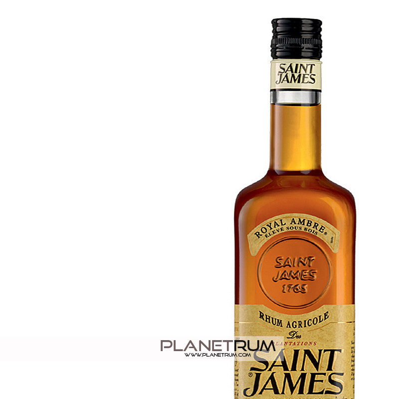 Saint James Royal Ambré, Amber, Saint James - Planetrum