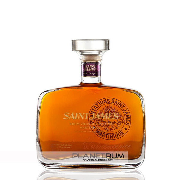 Saint James Rhum Vieux X.O. Quintessence, Aged Rum, Saint James - Planetrum