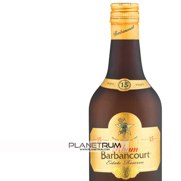 Barbancourt 15 Year Old Estate Reserve, Aged Rum, Barbancourt - Planetrum