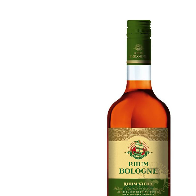 Bologne 3 Year Old Agricole Rum, Aged Rum, Bologne - Planetrum