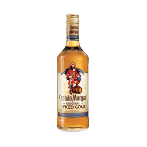 Captain Morgan Original Spiced Gold, Gold, Captain Morgan - Planetrum