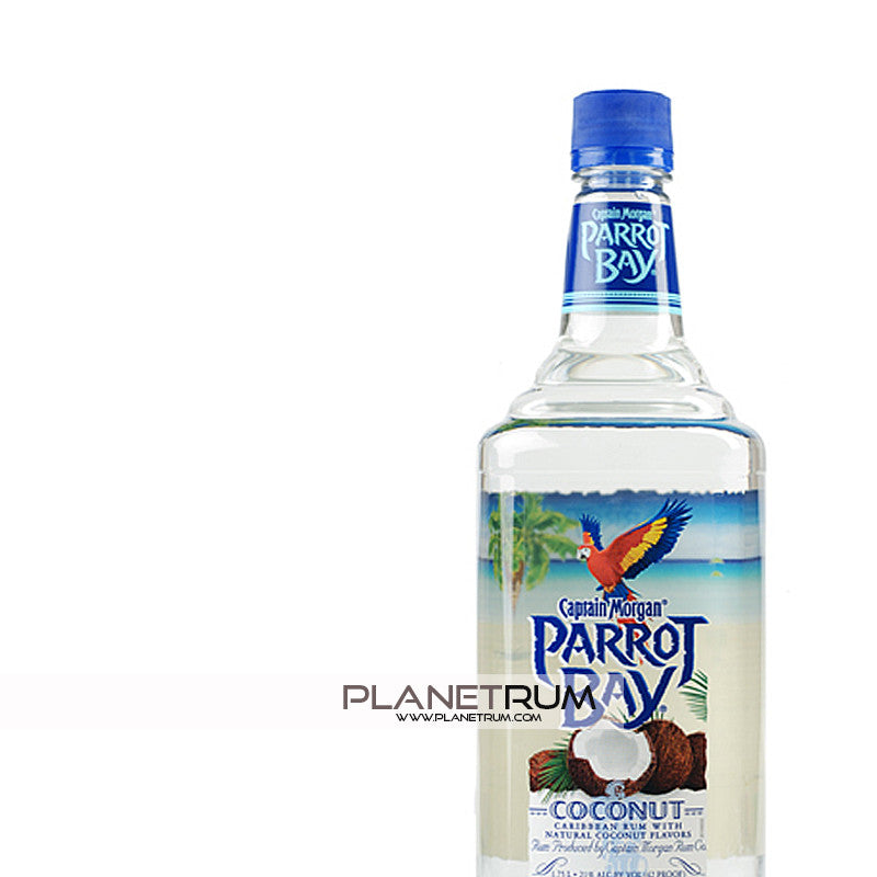 Captain Morgan Parrot Bay Coconut Rum, Liqueur, Captain Morgan - Planetrum