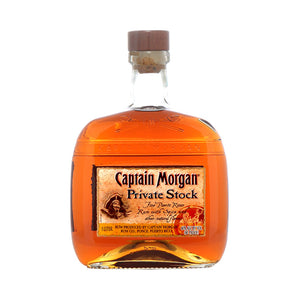 Captain Morgan Private Stock, Aged Rum, Captain Morgan - Planetrum