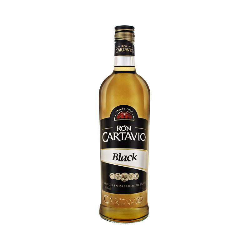 Cartavio Black 2 Years, Dark Rum, Cartavio - Planetrum