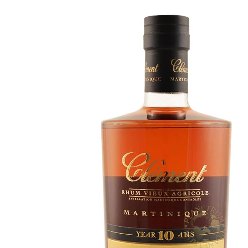 Clément 10 Year Old Agricole Rum 42°, Aged Rum, Clément - Planetrum