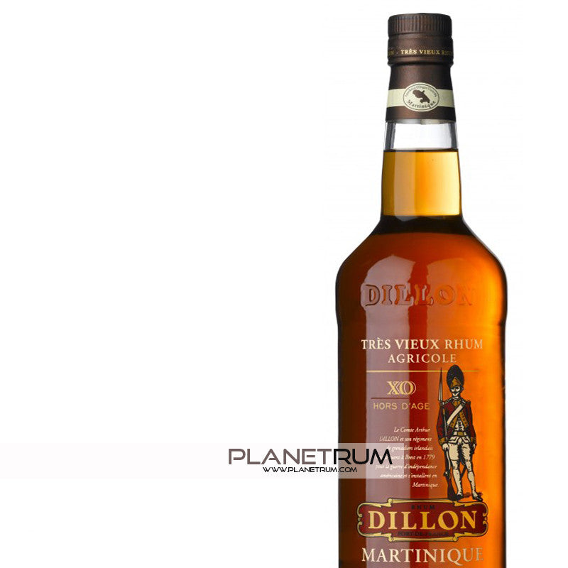 Dillon Grenadier X.O. Hors d'âge, Aged Rum, Dillon - Planetrum
