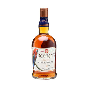 Doorly's 5 Years Aged Rum, Aged Rum, Doorly's - Planetrum