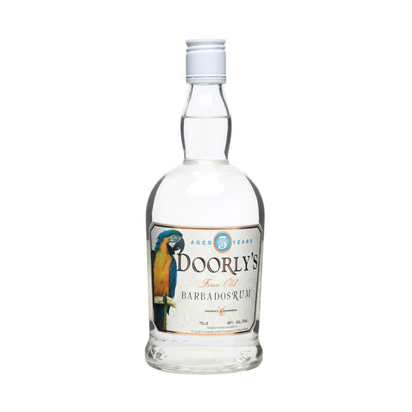 Doorly's 3 Year Old Silver Rum, White Rum, Doorly's - Planetrum