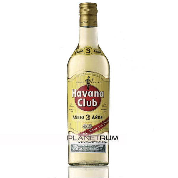 Havana Club Añejo 3 Years, White Rum, Havana Club - Planetrum