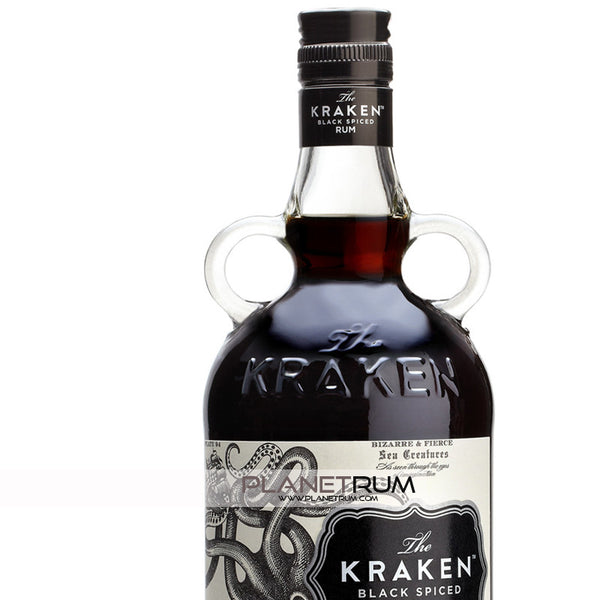 The Kraken Black Spiced Rum, Dark Rum, The Kraken - Planetrum