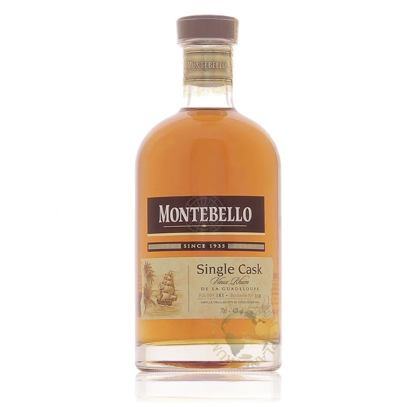 Montebello 12 Years Single Cask 1999, Aged Rum, Montebello - Planetrum
