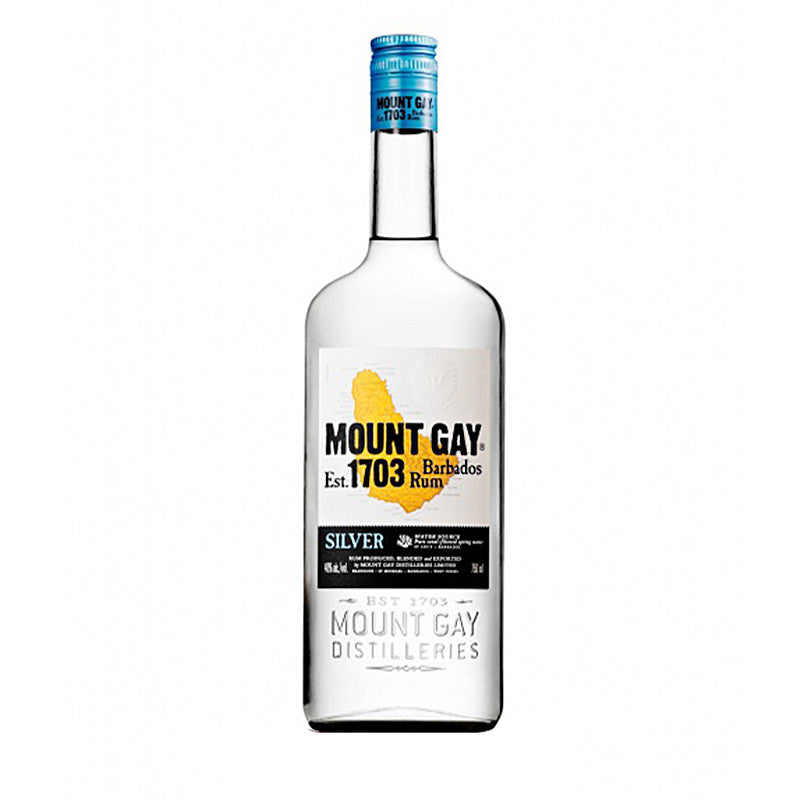 Mount Gay Eclipse Silver Rum, White Rum, Mount Gay - Planetrum