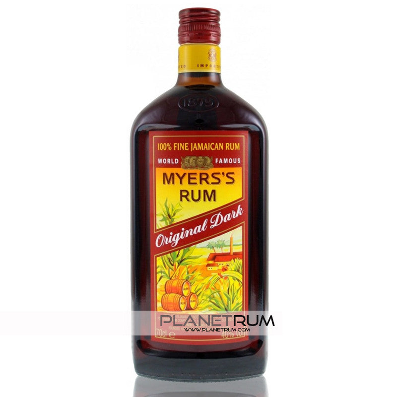 Myers's Original Dark, Aged Rum, Myers's - Planetrum