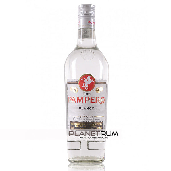 Pampero Blanco, White Rum, Pampero - Planetrum