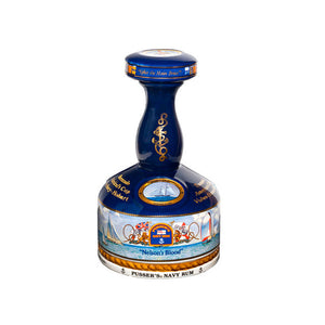Pusser's British Navy Rum Yachting Ship´s Decanter Ceramic, Aged Rum, Pusser's - Planetrum