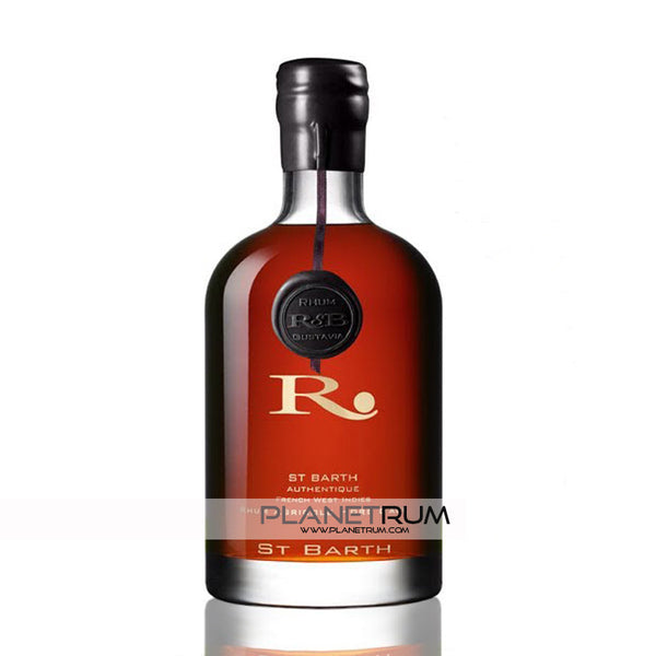 R. St Barth Authentique 12 Years, Aged Rum, R. St Barth - Planetrum