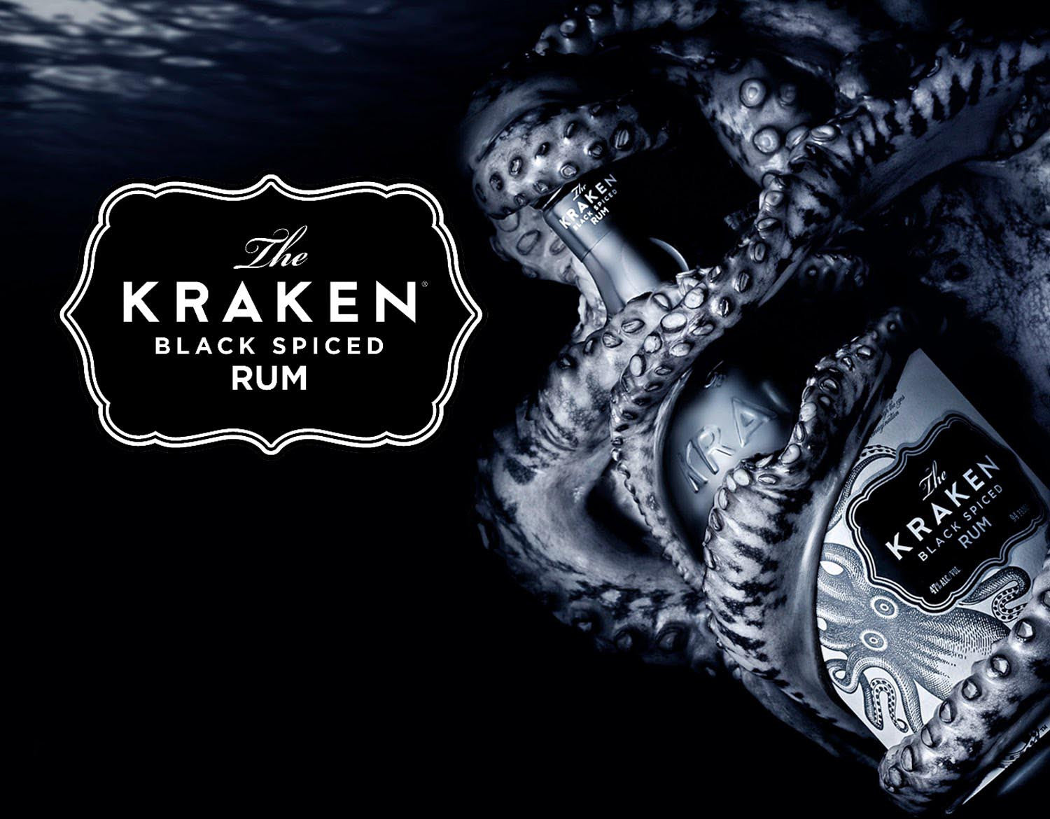 Planetrum the best rum in the world - Kraken rum pictures ...