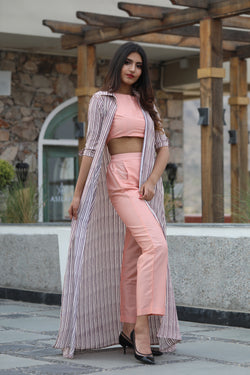Daisy- Three piece co-ord set