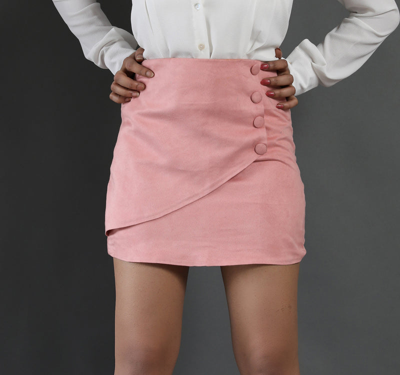 Active and Attractive Mini Skirt