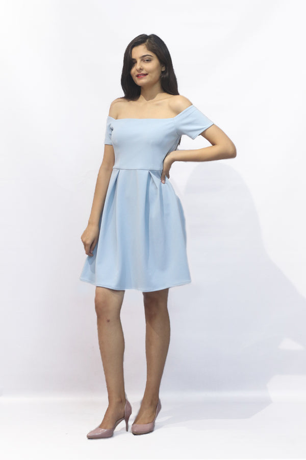 Avic - Off Shoulder Dress