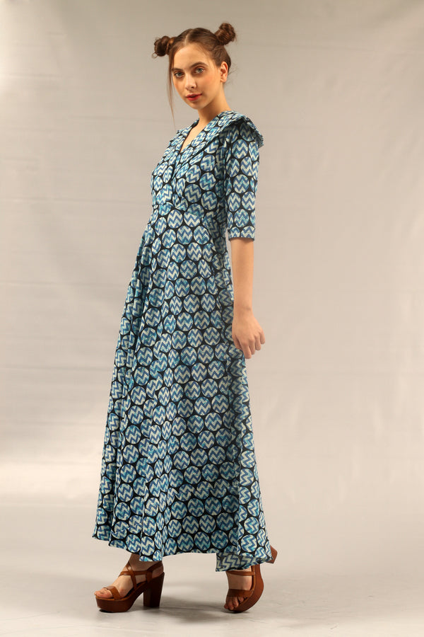 Millie - Printed Maxi