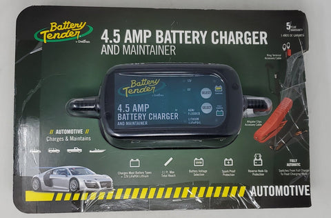 Battery tender 4.5 AMP AP2