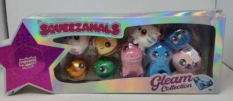Squeezamals Gleam Collection B3C2