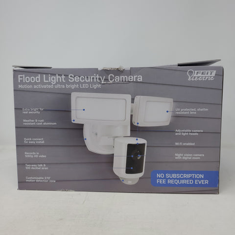 Flood light security camera ap49