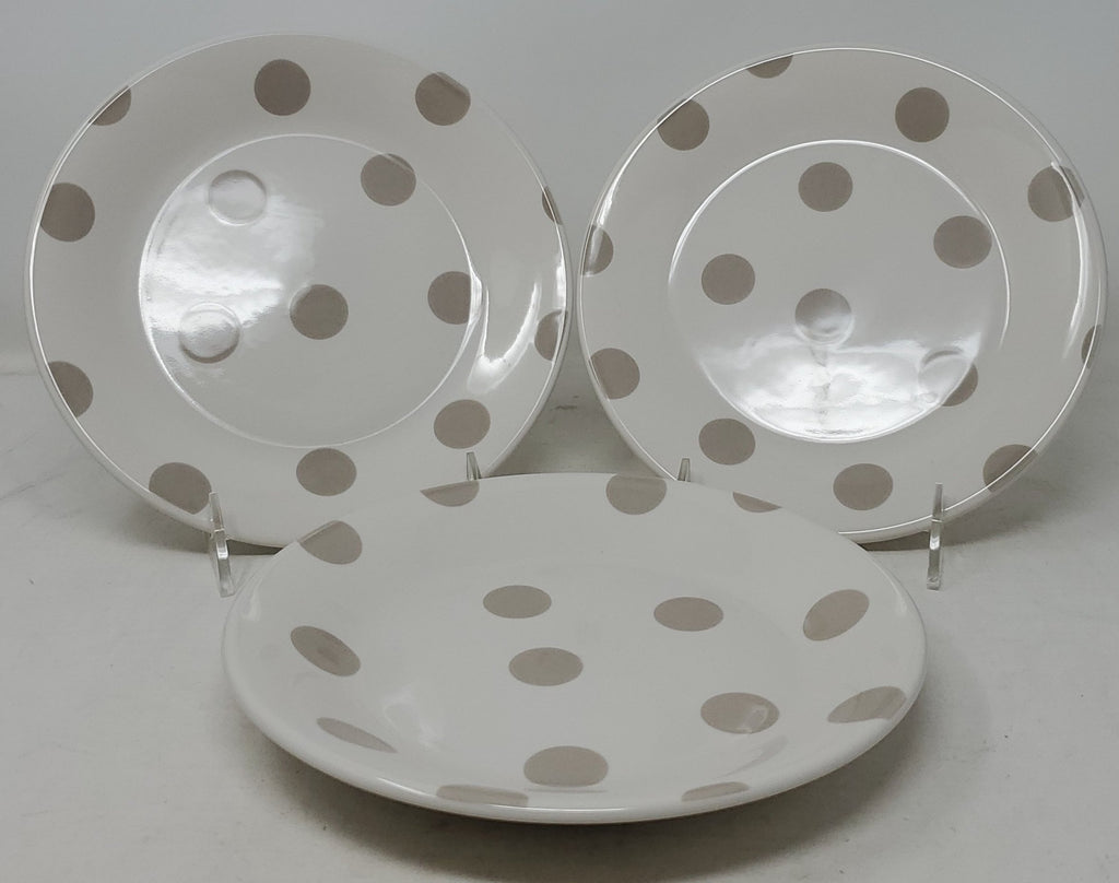 Kate Spade set of 3 Accent Plates AP51