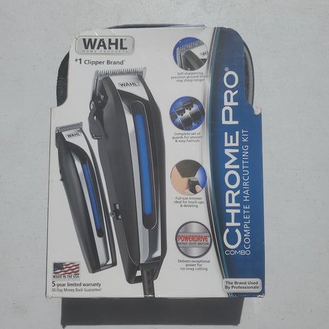 Wahl Chrome Pro Haircutting Kit AP43