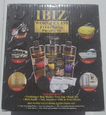 IBIZ World class Everything Products Ap48
