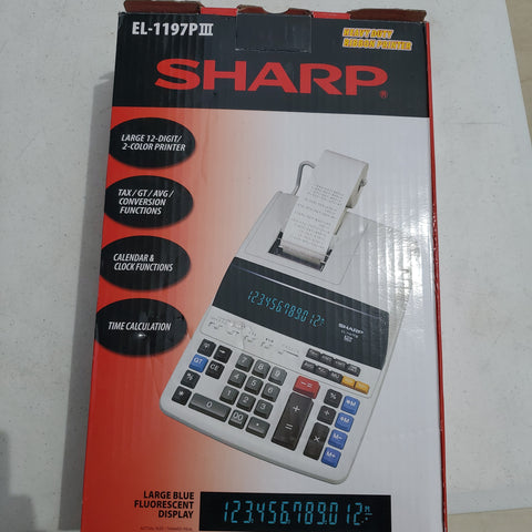 Sharp Heavy Duty Ribbon Printer AP52