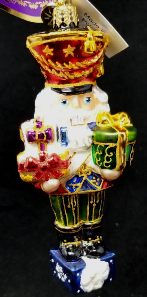 Christopher Radko Retired Ornament Mint in box General Gift Giver 3013036