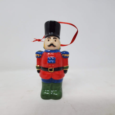 Spode Wooden Nutcracker Ornament Set