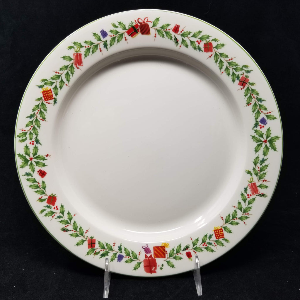 "LENOX Dinner Plate 11""  Holiday Inspirations & Illustrations AP9"