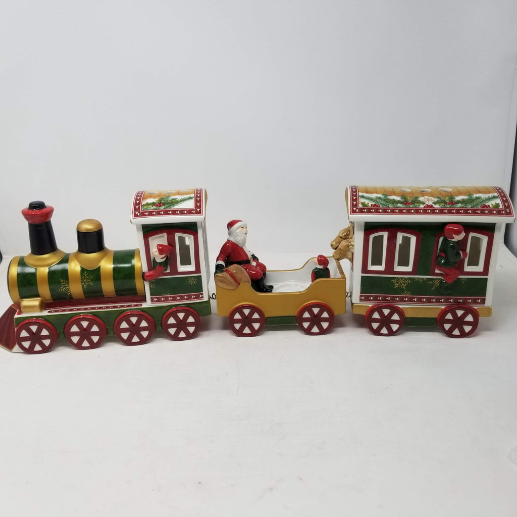 Villeroy & Boch CHRISTMAS TOYS Memory North Pole Express