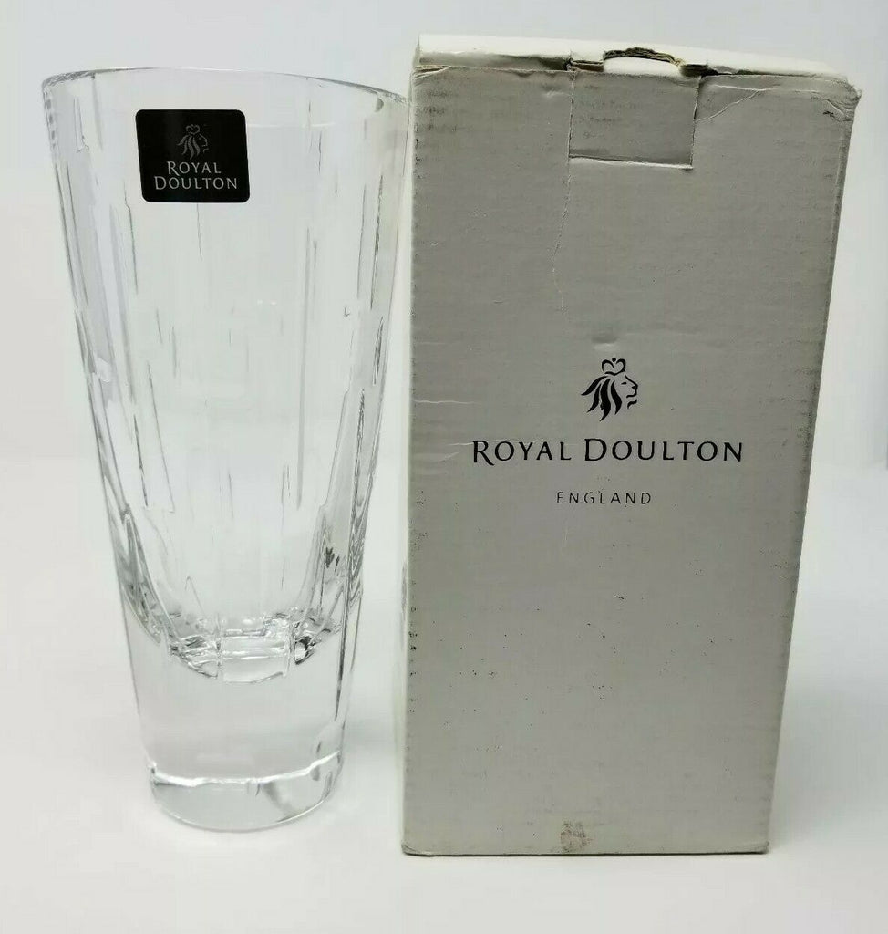Royal Doulton Abacus 8-inch Small Vase New AP1