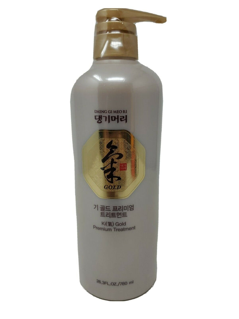 Daeng Gi Meo Ri Gold Premium Damaged Hair Loss Repair Treatment 26.3oz ap16