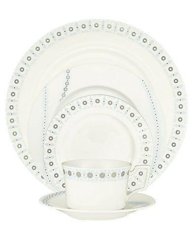 Noritake® Breton Dinnerware 5-piece Place Setting Bone China  B2C2