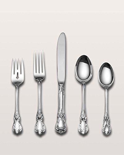 Towle Old Master Sterling 5 Piece Place Setting