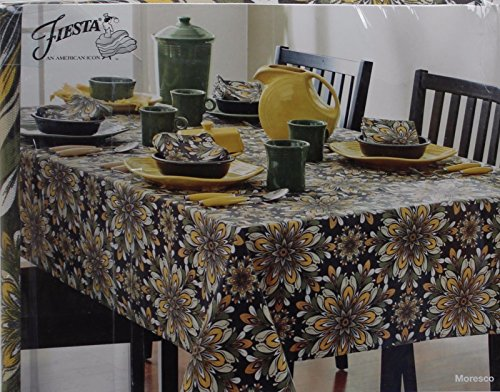 "Fiesta Moresco 60""x 120"" Tablecloth"